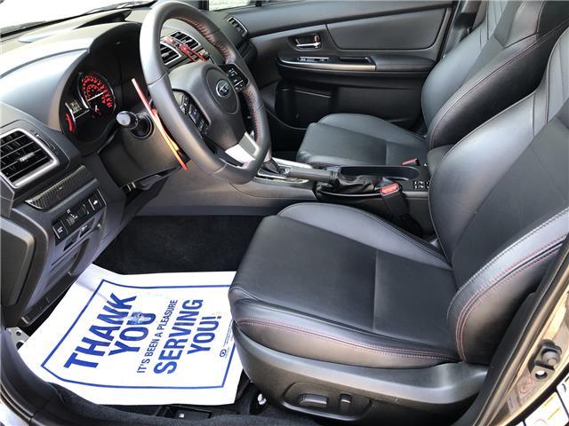 2017 Subaru WRX Sport-tech (Stk: SUB1457) in Innisfil - Image 14 of 16