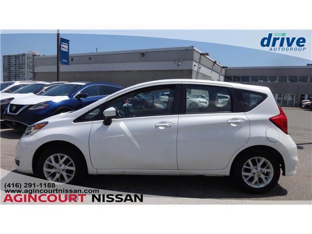 2018 Nissan Versa Note 1.6 SV (Stk: U12557) in Scarborough - Image 2 of 18