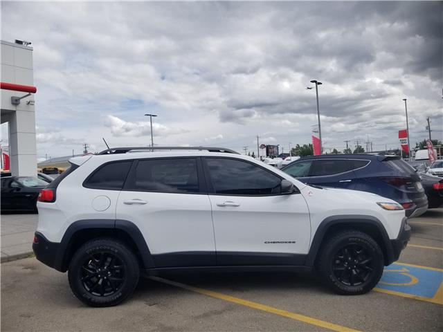 2015 Jeep Cherokee Trailhawk (Stk: 2190748A) in Calgary - Image 2 of 30