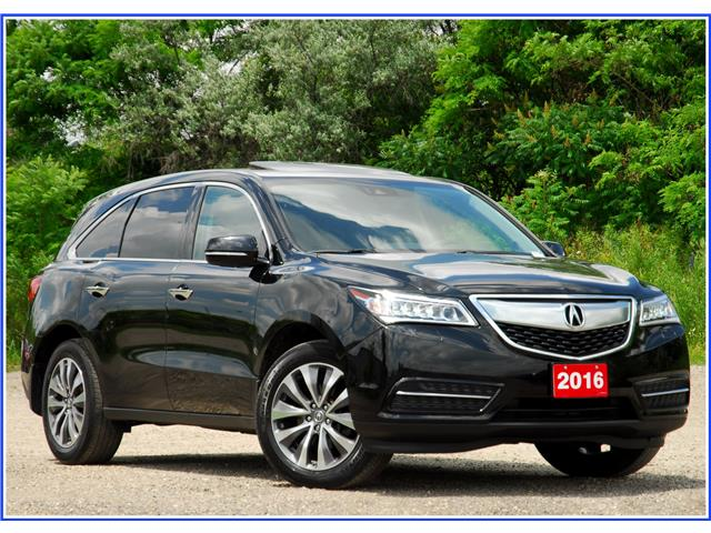 2016 Acura MDX Navigation Package (Stk: 9F6410AX) in Kitchener - Image 1 of 18