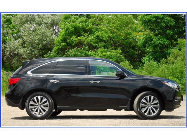 2016 Acura MDX Navigation Package (Stk: 9F6410AX) in Kitchener - Image 2 of 18