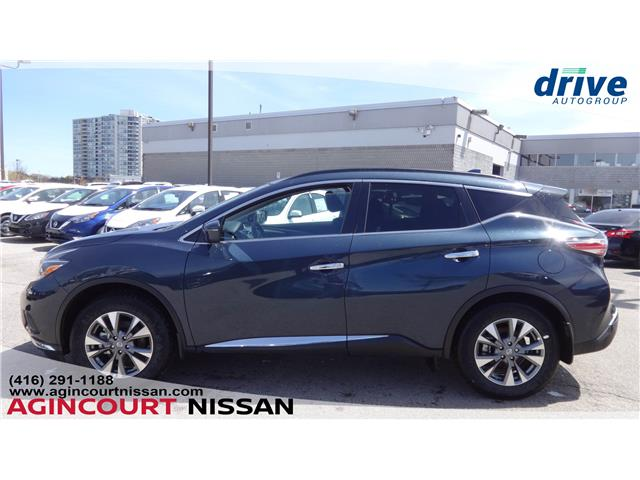2018 Nissan Murano SV (Stk: U12554) in Scarborough - Image 2 of 21