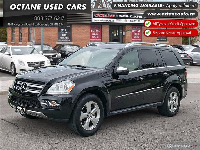 2010 Mercedes-Benz GL-Class Base (Stk: ) in Scarborough - Image 1 of 25