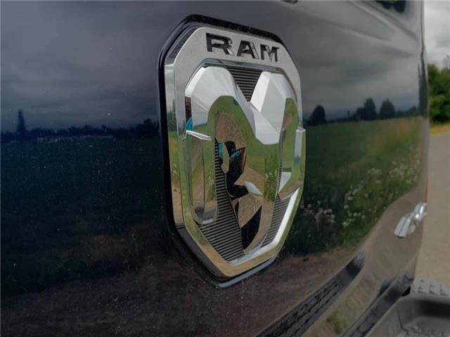 2019 RAM 1500 Big Horn (Stk: N764201) in Courtenay - Image 26 of 28