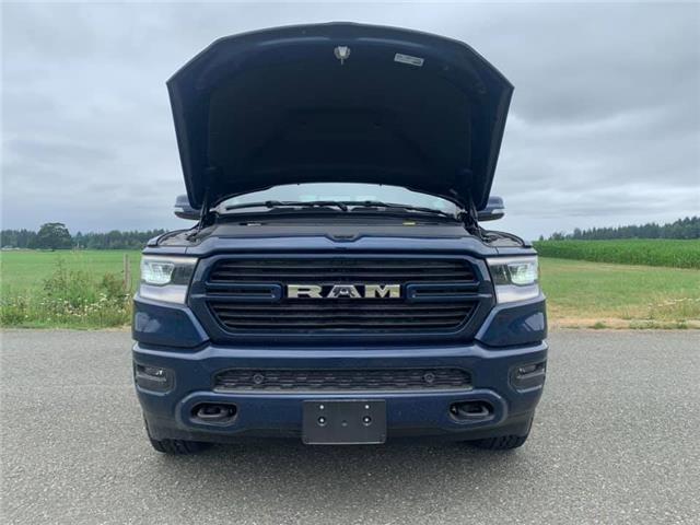 2019 RAM 1500 Big Horn (Stk: N764201) in Courtenay - Image 9 of 28