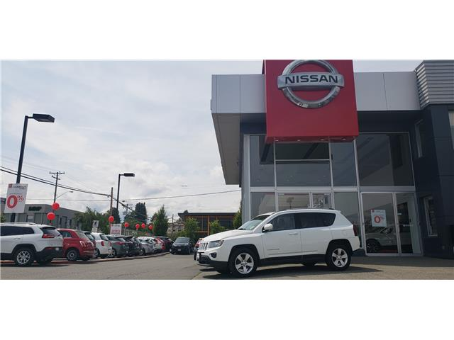 2015 Jeep Compass Sport/North (Stk: P0077) in Duncan - Image 1 of 4