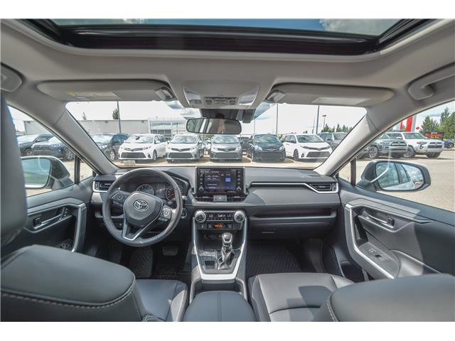 2019 Toyota RAV4 XLE (Stk: RAK156) in Lloydminster - Image 2 of 12
