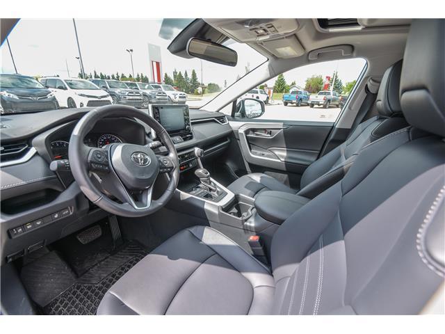 2019 Toyota RAV4 XLE (Stk: RAK156) in Lloydminster - Image 3 of 12