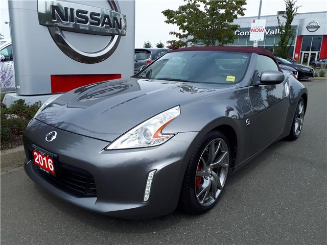 2016 Nissan 370Z Sport Touring (Stk: P0101B) in Courtenay - Image 1 of 9