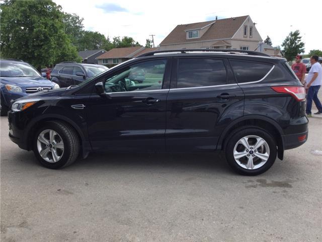 2014 Ford Escape SE (Stk: -) in Winnipeg - Image 2 of 18