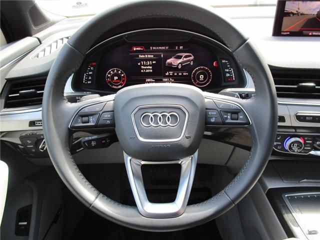 2018 Audi Q7 3.0T Technik (Stk: 180275) in Regina - Image 20 of 34