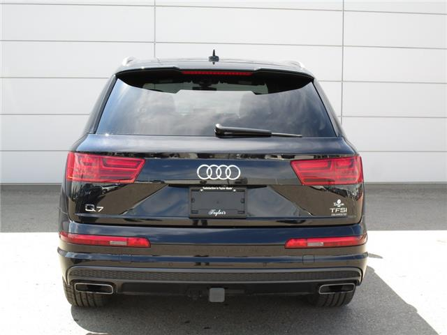2018 Audi Q7 3.0T Technik (Stk: 180275) in Regina - Image 4 of 34