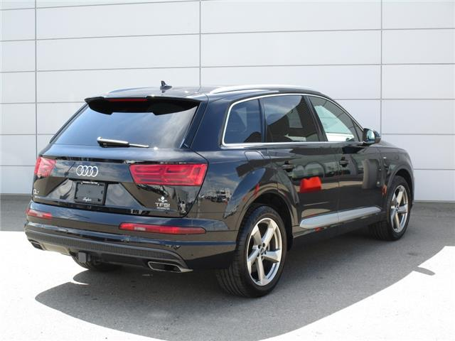 2018 Audi Q7 3.0T Technik (Stk: 180275) in Regina - Image 3 of 34