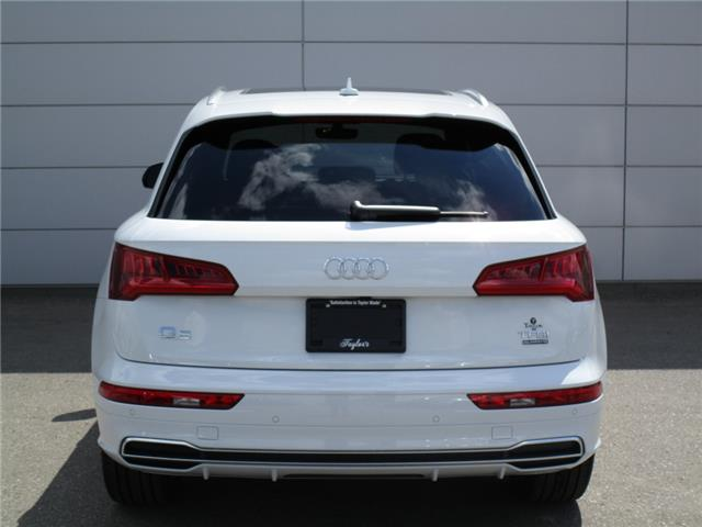 2018 Audi Q5 2.0T Progressiv (Stk: 180681) in Regina - Image 4 of 35