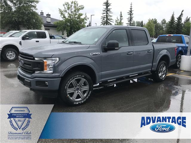 2019 Ford F-150 XLT (Stk: K-1606) in Calgary - Image 1 of 5