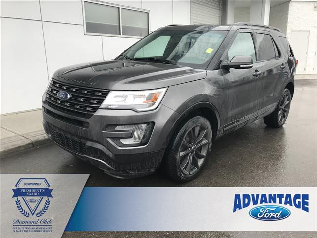 2017 Ford Explorer XLT (Stk: K-469A) in Calgary - Image 1 of 19