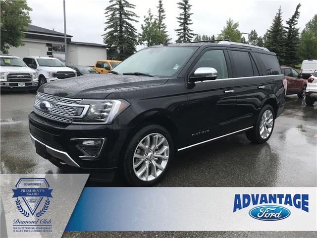2019 Ford Expedition Platinum (Stk: K-1559) in Calgary - Image 1 of 5