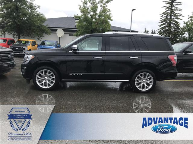 2019 Ford Expedition Platinum (Stk: K-1559) in Calgary - Image 2 of 5