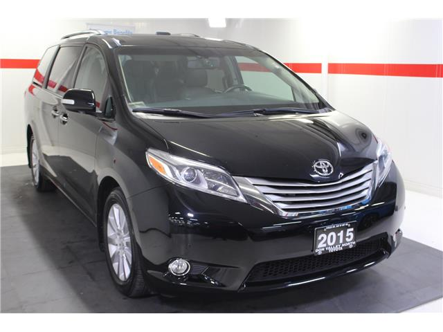 2015 Toyota Sienna Limited 7-Passenger (Stk: 298383S) in Markham - Image 1 of 30