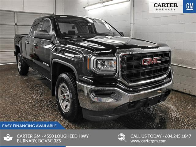 2019 GMC Sierra 1500 Limited Base (Stk: 89-11880) in Burnaby - Image 1 of 11