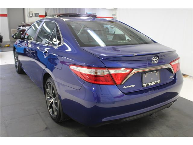 2016 Toyota Camry XSE (Stk: 298670S) in Markham - Image 20 of 27