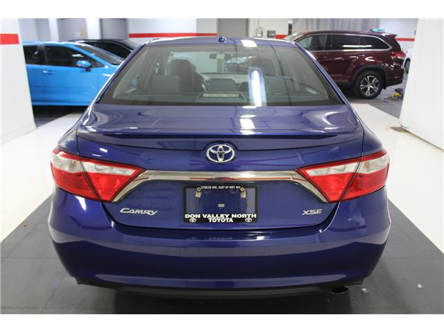2016 Toyota Camry XSE (Stk: 298670S) in Markham - Image 23 of 27