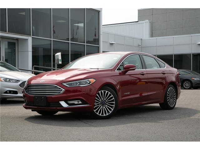 2018 Ford Fusion Hybrid  (Stk: 949960) in Ottawa - Image 1 of 30