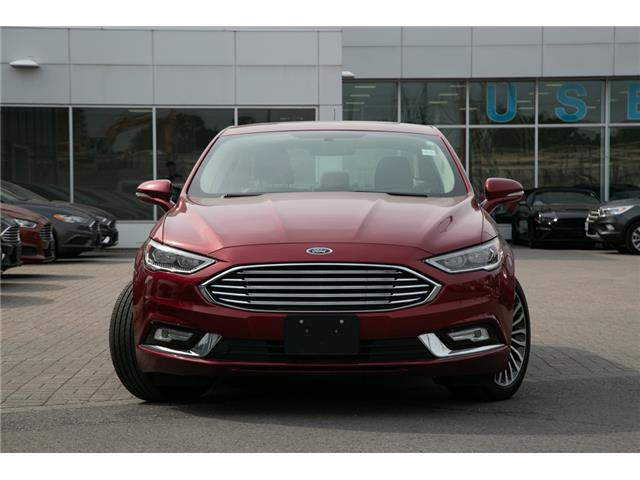 2018 Ford Fusion Hybrid  (Stk: 949960) in Ottawa - Image 2 of 30