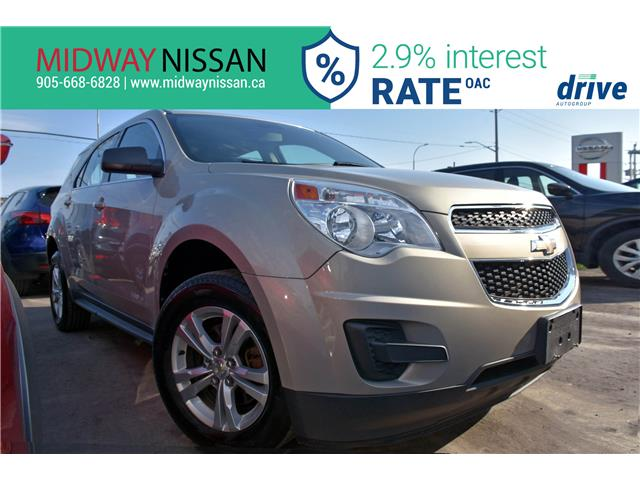 2012 Chevrolet Equinox LS Bluetooth, ABS, OnStar at $7923