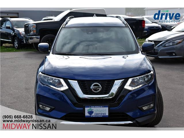 2019 Nissan Rogue SV (Stk: U1752) in Whitby - Image 4 of 35