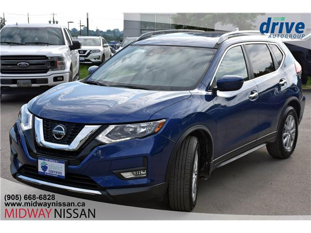 2019 Nissan Rogue SV (Stk: U1752) in Whitby - Image 5 of 35