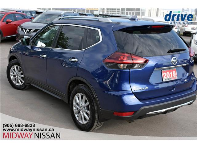 2019 Nissan Rogue SV (Stk: U1752) in Whitby - Image 7 of 35