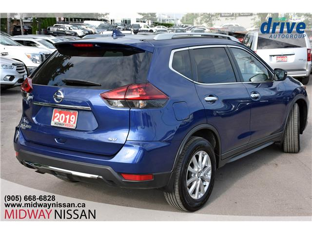 2019 Nissan Rogue SV (Stk: U1752) in Whitby - Image 10 of 35