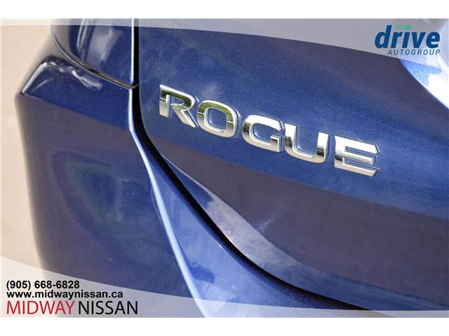 2019 Nissan Rogue SV (Stk: U1752) in Whitby - Image 11 of 35