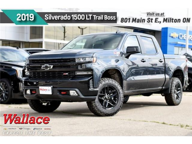 2019 Chevrolet Silverado 1500 LT Trail Boss (Stk: 332003) in Milton - Image 1 of 1