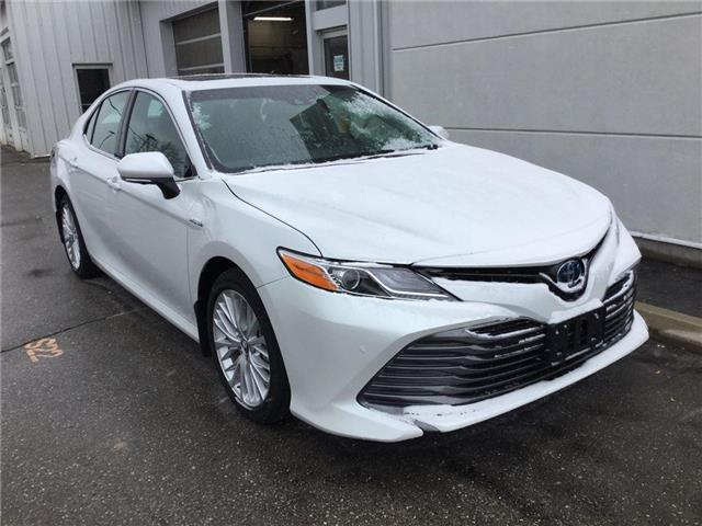 2018 Toyota Camry Hybrid XLE (Stk: N26617) in Goderich - Image 1 of 1