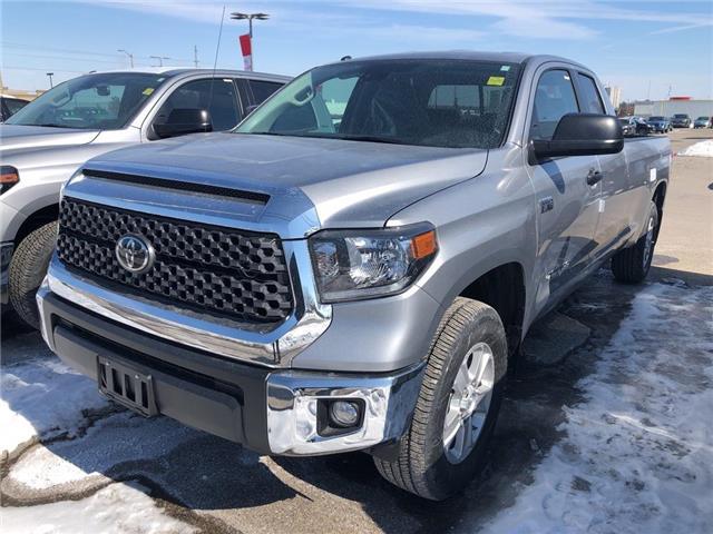 2019 Toyota Tundra SR5 Plus 5.7L V8 (Stk: 9TN301) in Georgetown - Image 1 of 5