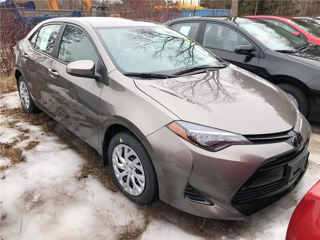 2019 Toyota Corolla LE (Stk: 9CR328) in Georgetown - Image 1 of 5