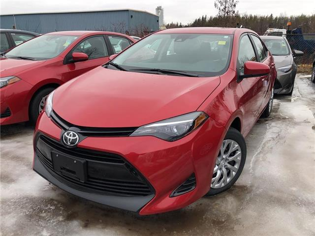 2019 Toyota Corolla LE (Stk: 9CR367) in Georgetown - Image 1 of 5