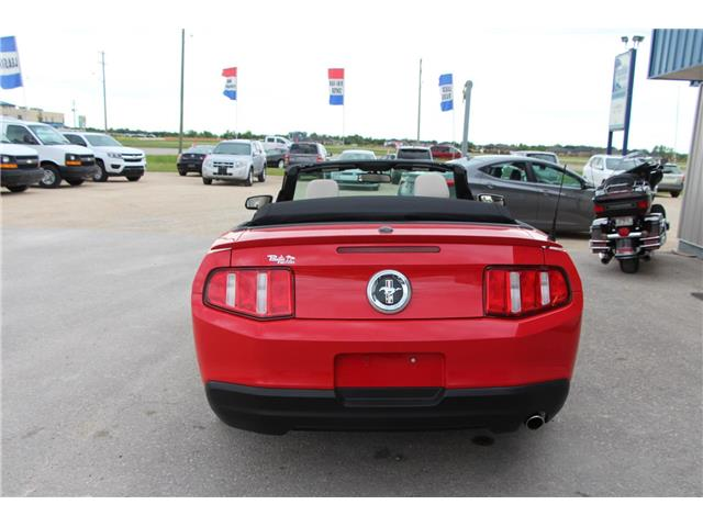 2010 Ford Mustang V6 (Stk: P9117) in Headingley - Image 6 of 18