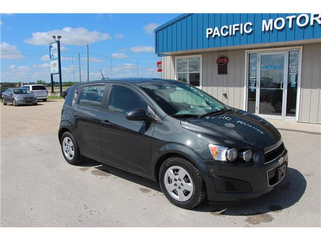 2016 Chevrolet Sonic LS Auto (Stk: P9133) in Headingley - Image 3 of 16