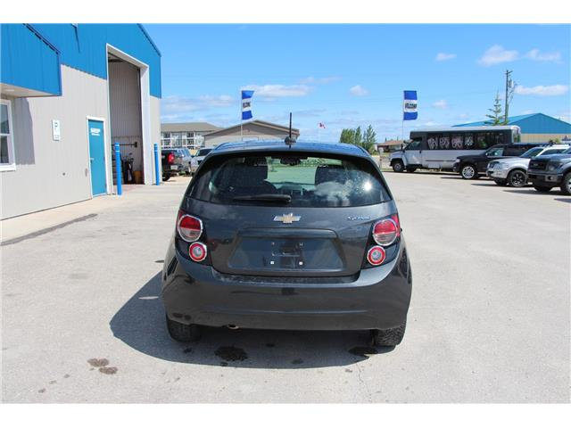 2016 Chevrolet Sonic LS Auto (Stk: P9133) in Headingley - Image 6 of 16