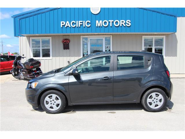 2016 Chevrolet Sonic LS Auto (Stk: P9133) in Headingley - Image 8 of 16