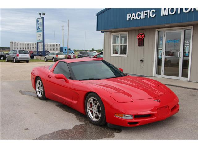 2001 Chevrolet Corvette Base (Stk: P9152) in Headingley - Image 3 of 16