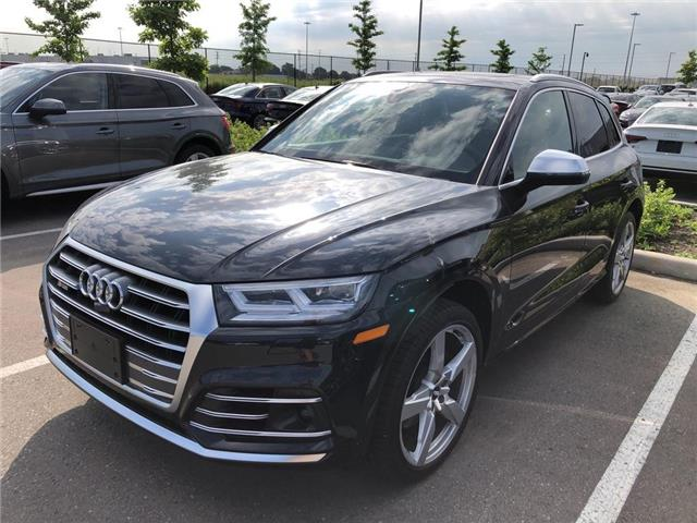 2019 Audi SQ5 3.0T Technik (Stk: 50309) in Oakville - Image 1 of 5