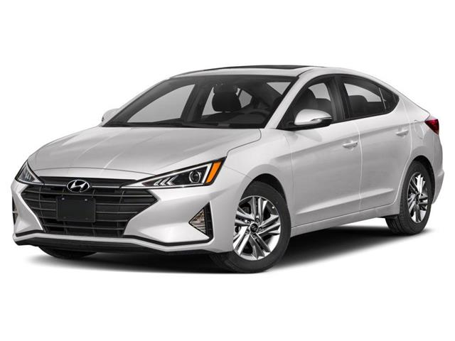 2020 Hyundai Elantra Preferred w/Sun & Safety Package (Stk: N21279) in Toronto - Image 1 of 9