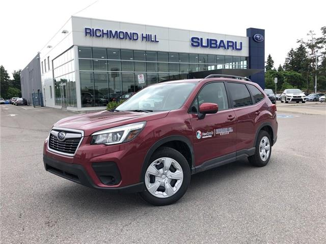 2019 Subaru Forester 2.5i (Stk: 32248) in RICHMOND HILL - Image 1 of 20