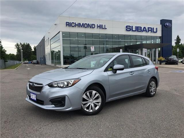 2019 Subaru Impreza Convenience (Stk: 32118) in RICHMOND HILL - Image 1 of 20