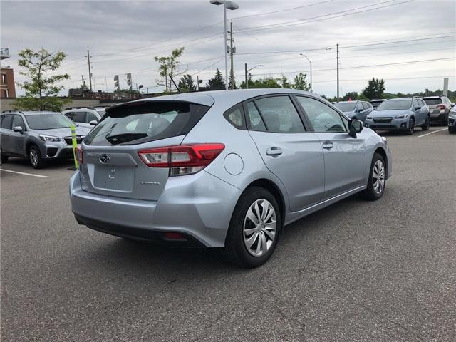 2019 Subaru Impreza Convenience (Stk: 32118) in RICHMOND HILL - Image 6 of 20