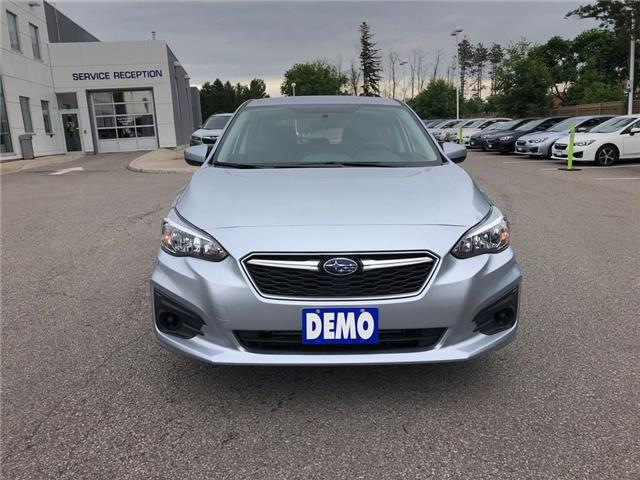 2019 Subaru Impreza Convenience (Stk: 32118) in RICHMOND HILL - Image 9 of 20